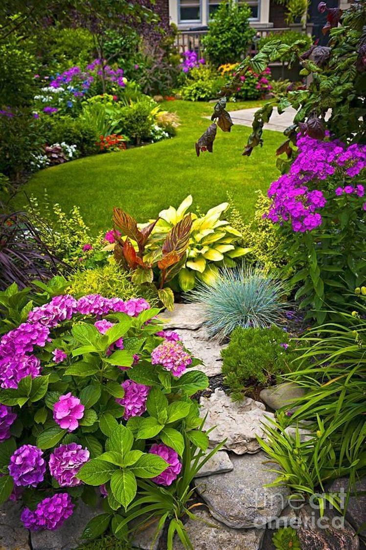 Best Plants for a Cottage Garden and Design Ideas 1