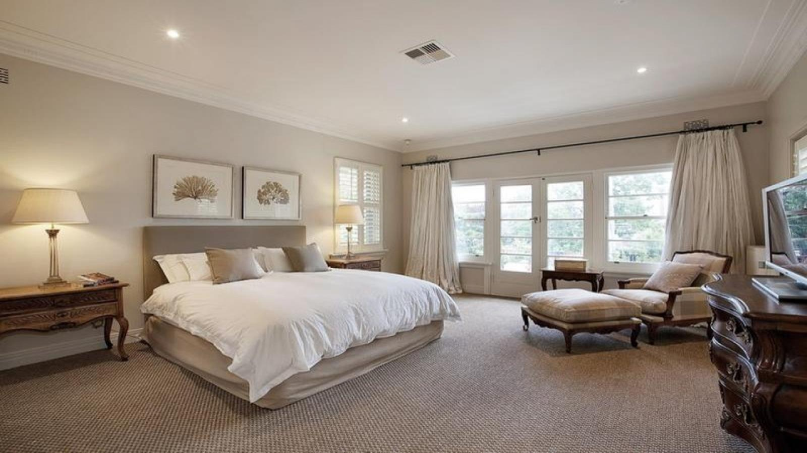 Blue And Beige Bedrooms Decorating Ideas 30