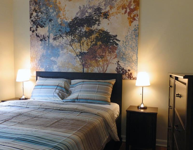 Blue And Beige Bedrooms Decorating Ideas 32