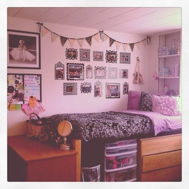 College Dorm Wall Decor For Girl 35