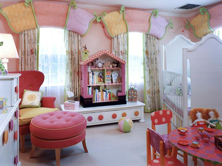 Color Full Kids Room Decorating Ideas On A Budget 20