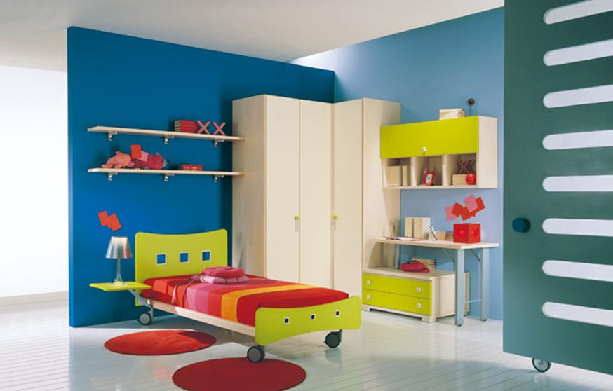 Color Full Kids Room Decorating Ideas On A Budget 22