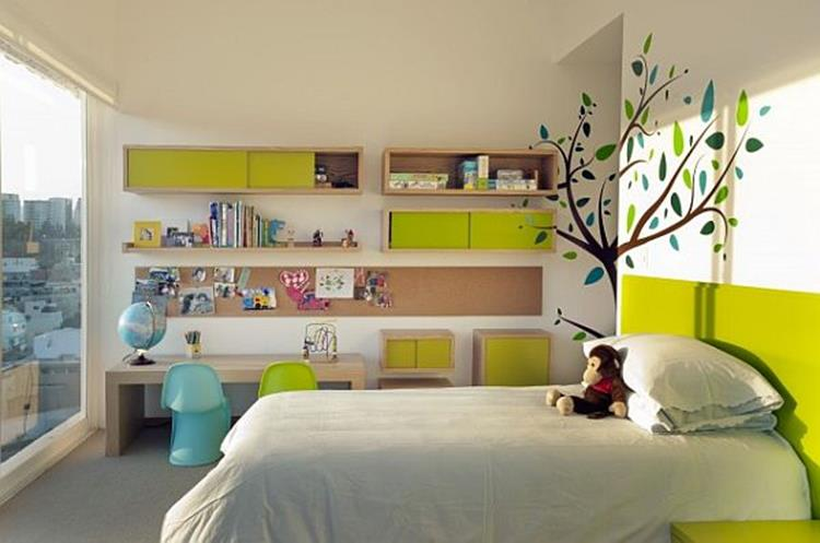 Color Full Kids Room Decorating Ideas On A Budget 23