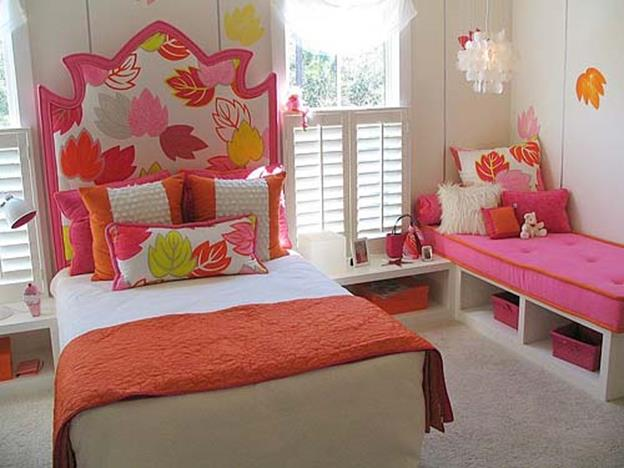 Color Full Kids Room Decorating Ideas On A Budget 27