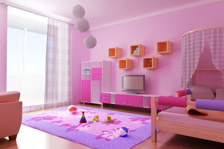 Color Full Kids Room Decorating Ideas On A Budget 29