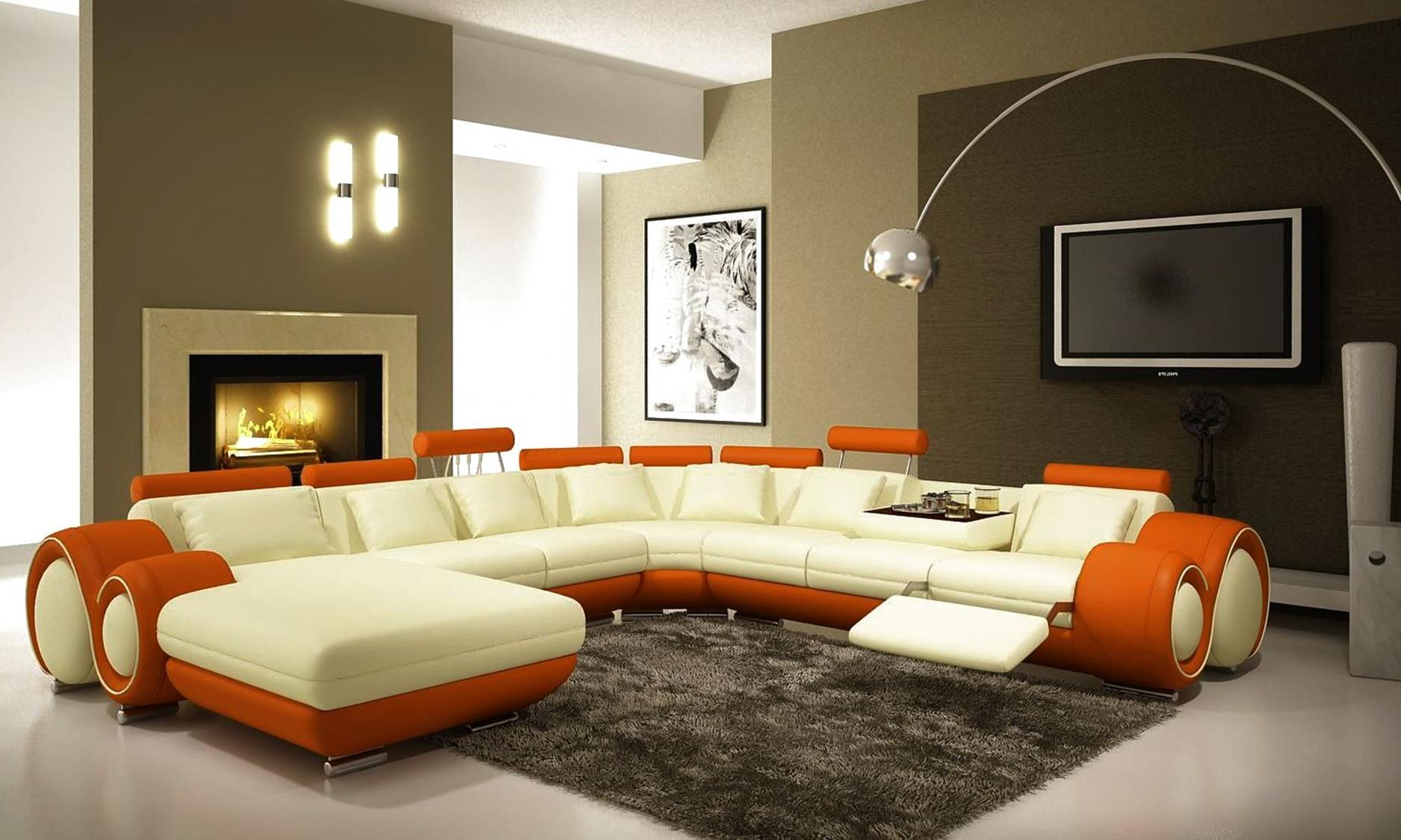 Contemporary Furniture Ideas For Your Sweet Living Room 1