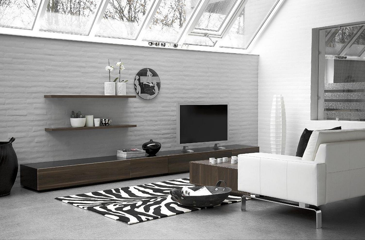 Contemporary Furniture Ideas For Your Sweet Living Room 23