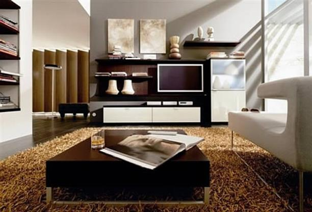 Contemporary Furniture Ideas For Your Sweet Living Room 36