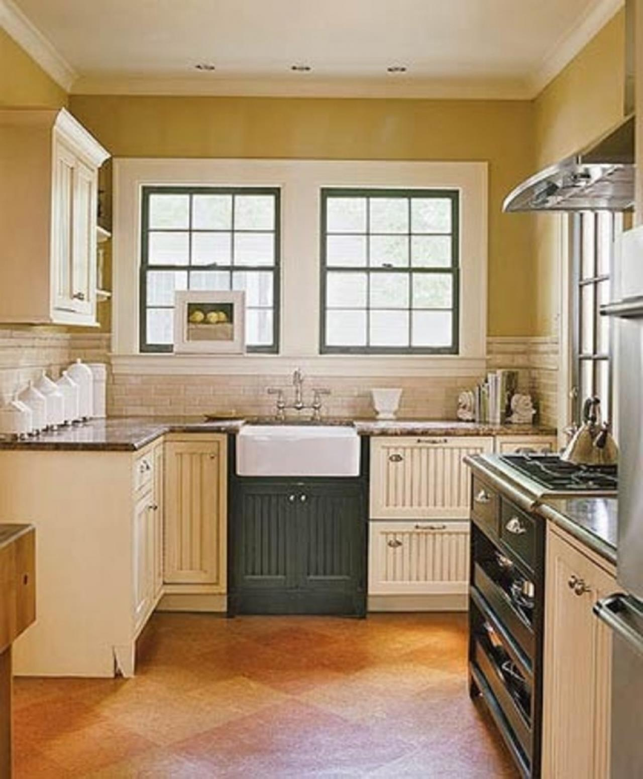 Country Style Kitchen Cabinets Design Ideas 31