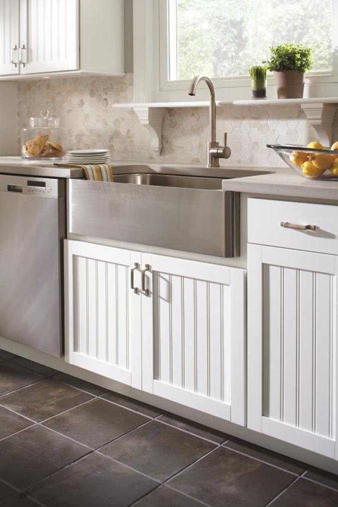 Country Style Kitchen Cabinets Design Ideas 5