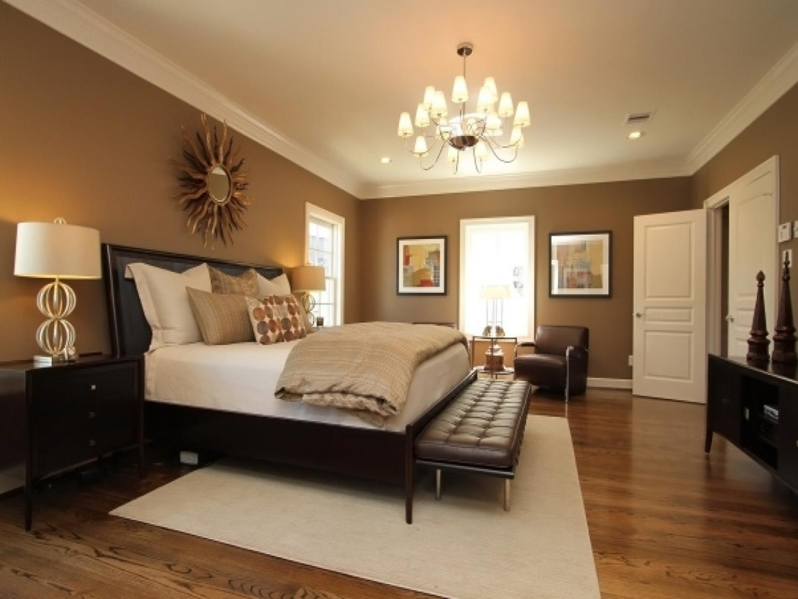 Cozy Romantic Relaxing Bedroom Color Ideas 27