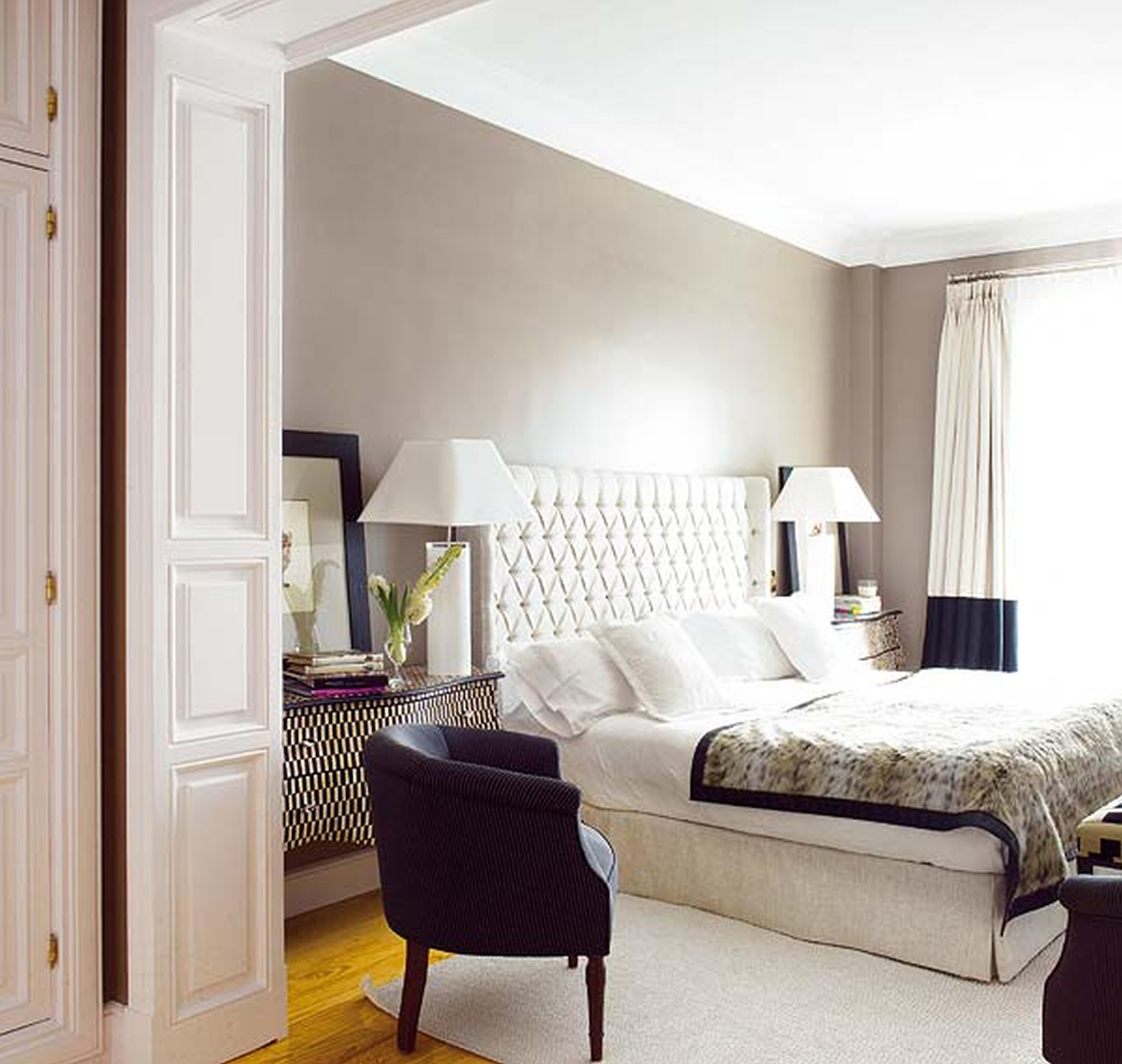 Home Design Color Ideas: Cozy Romantic Relaxing Bedroom Color Ideas 32