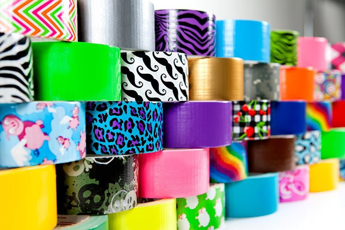 DIY Easy Crafts With Duct Tape 19