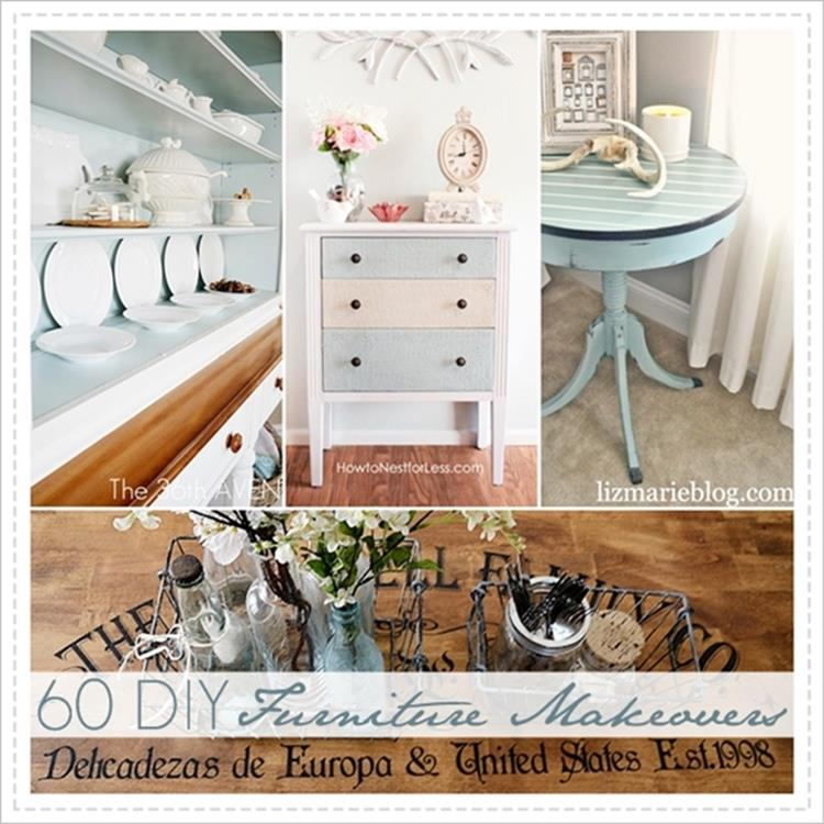 DIY Furniture Makeovers Ideas On A Budget 13