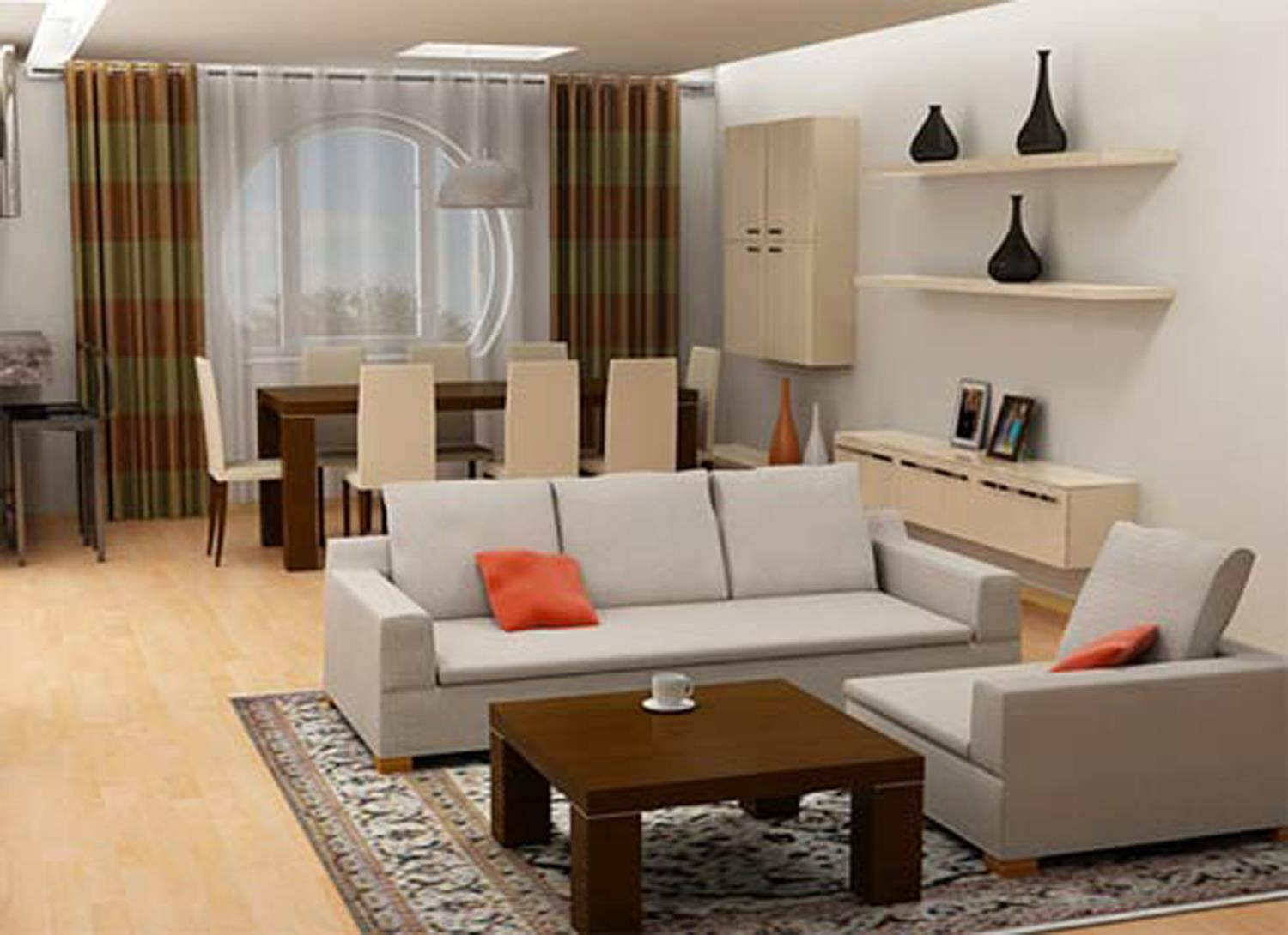 Decorating Ideas For Small Living Rooms 34