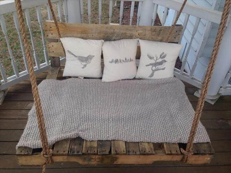 Diy Porch Swing Bed Ideas On A Budget 6