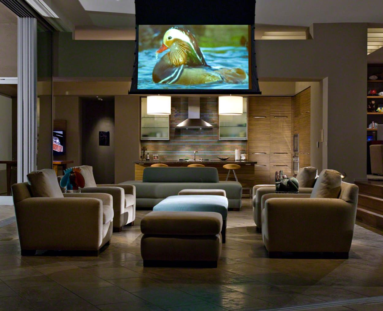 Home Theater Couch Living Room Furniture 16  DecoRelated