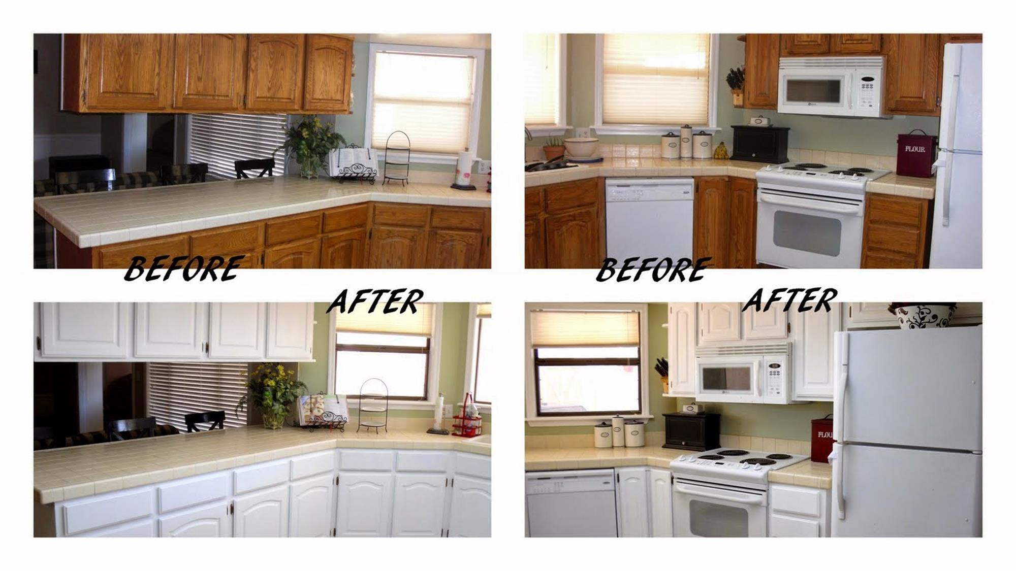 Kitchen Makeover Ideas On A Budget 13
