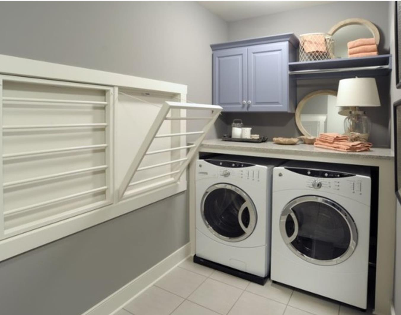 Laundry Room Accessories Decorations Ideas 15