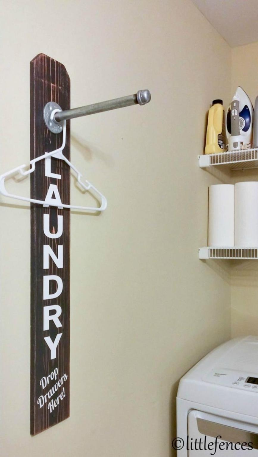Laundry Room Accessories Decorations Ideas 4