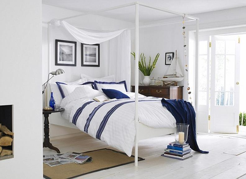 Nautical Themed Bedroom Design and Decor Ideas 10
