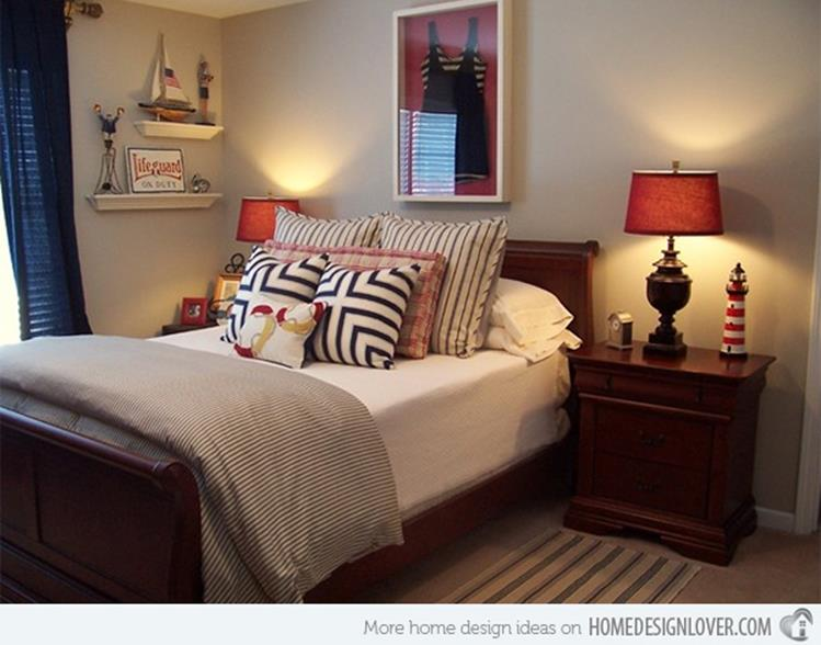 Nautical Themed Bedroom Design and Decor Ideas 13