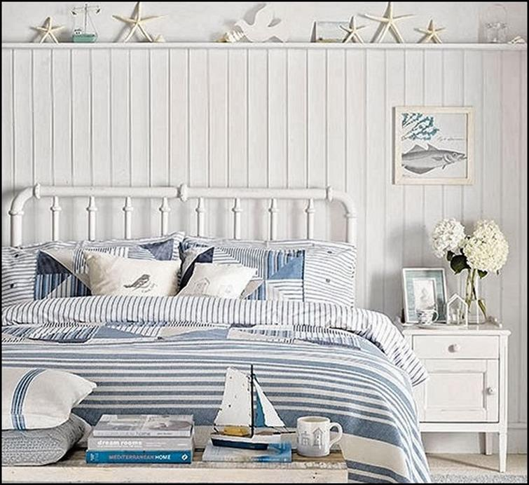 Nautical Themed Bedroom Design and Decor Ideas 24