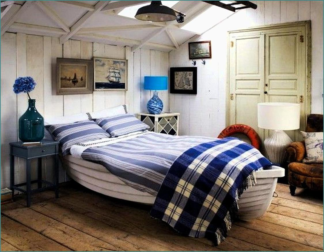 Nautical Themed Bedroom Design and Decor Ideas 7
