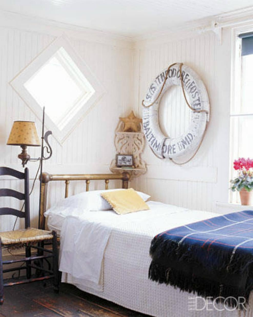 Nautical Themed Bedroom Design and Decor Ideas 8