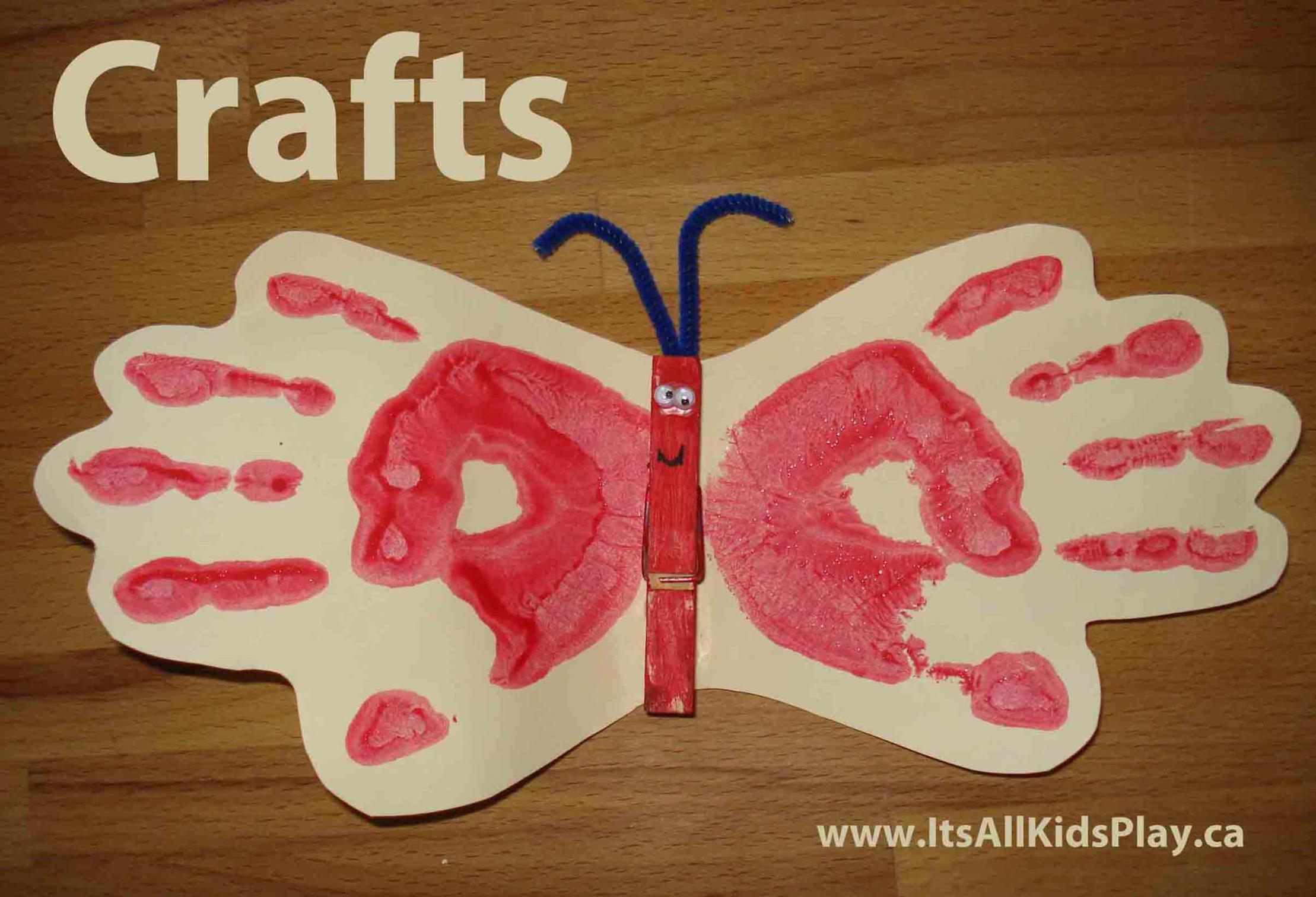 Simple and Beautiful Arts And Crafts Ideas For Kids 33