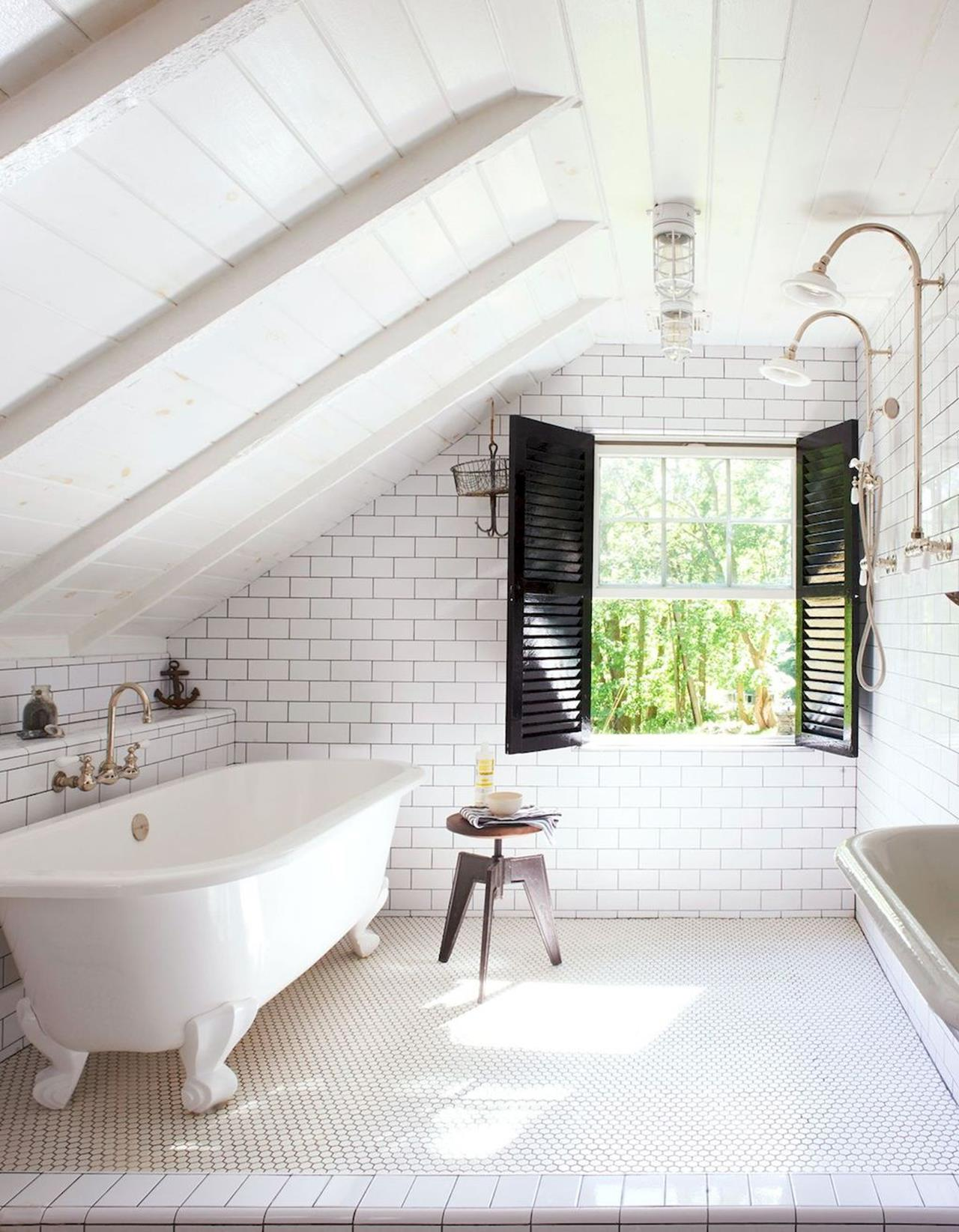 Attic Makeovers Ideas On a Budget 22