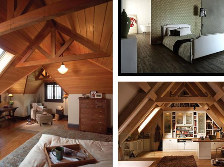Attic Makeovers Ideas On a Budget 29
