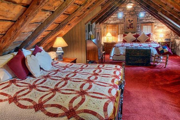 Attic Makeovers Ideas On a Budget 30