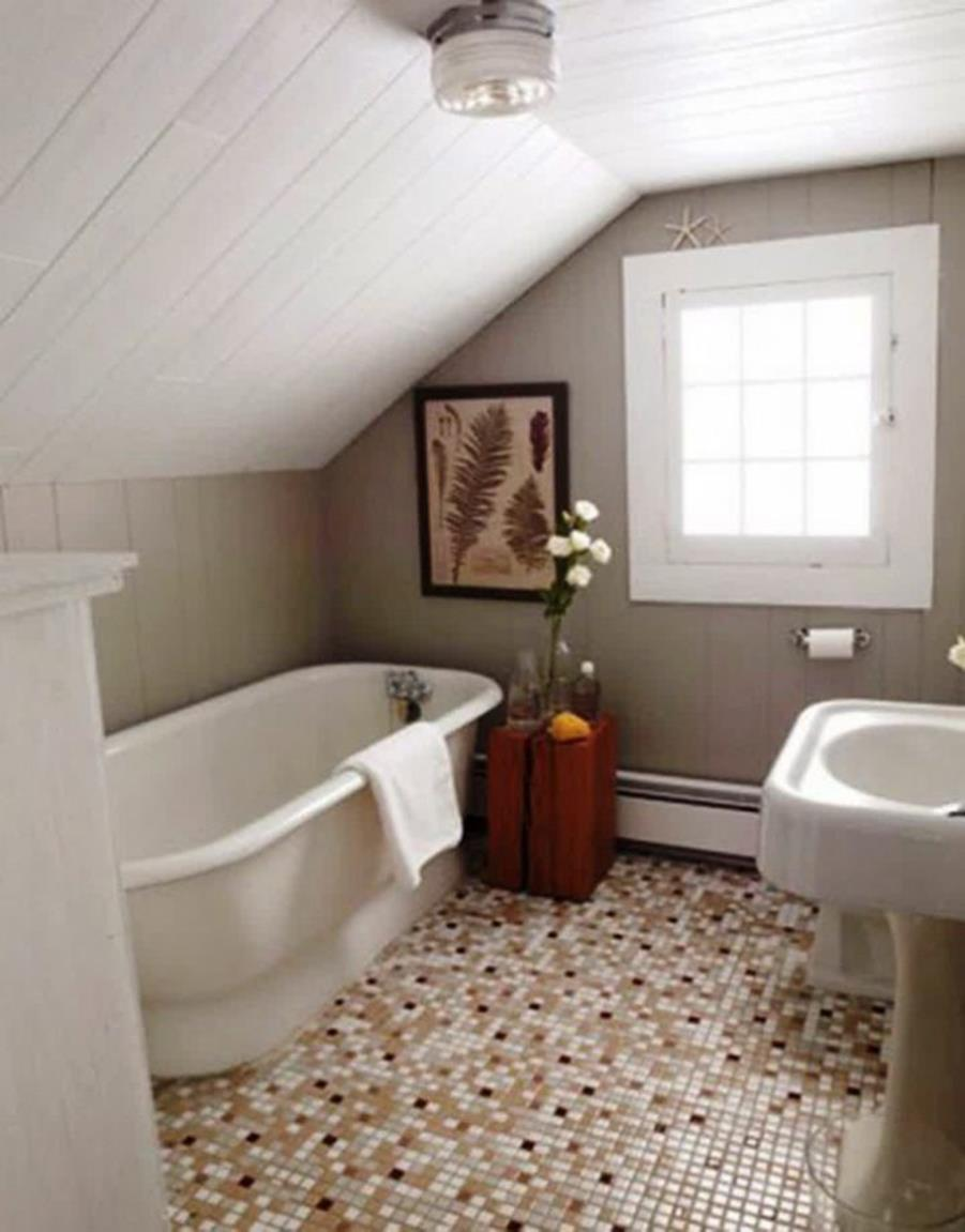 Attic Makeovers Ideas On a Budget 37