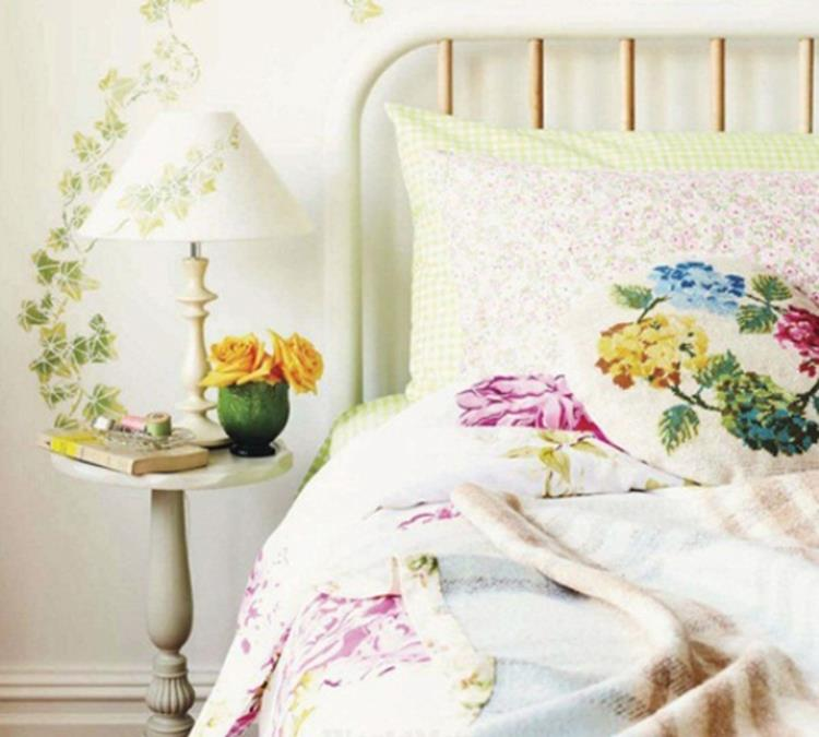 Bedroom Decorating Ideas for Spring 40