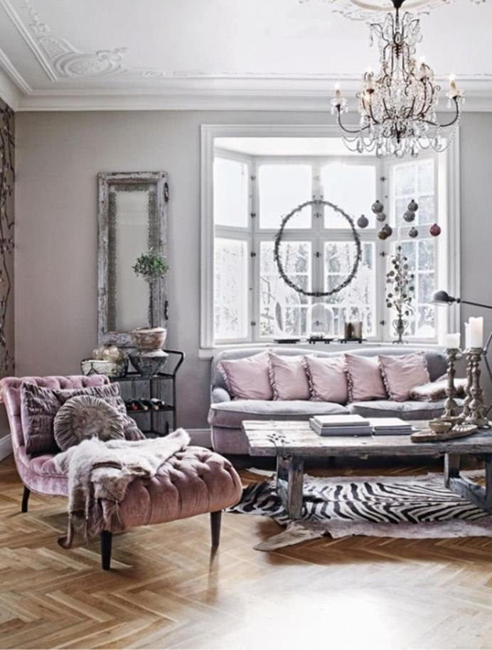 City Chic Living Room Decorating Ideas On a Budget 23