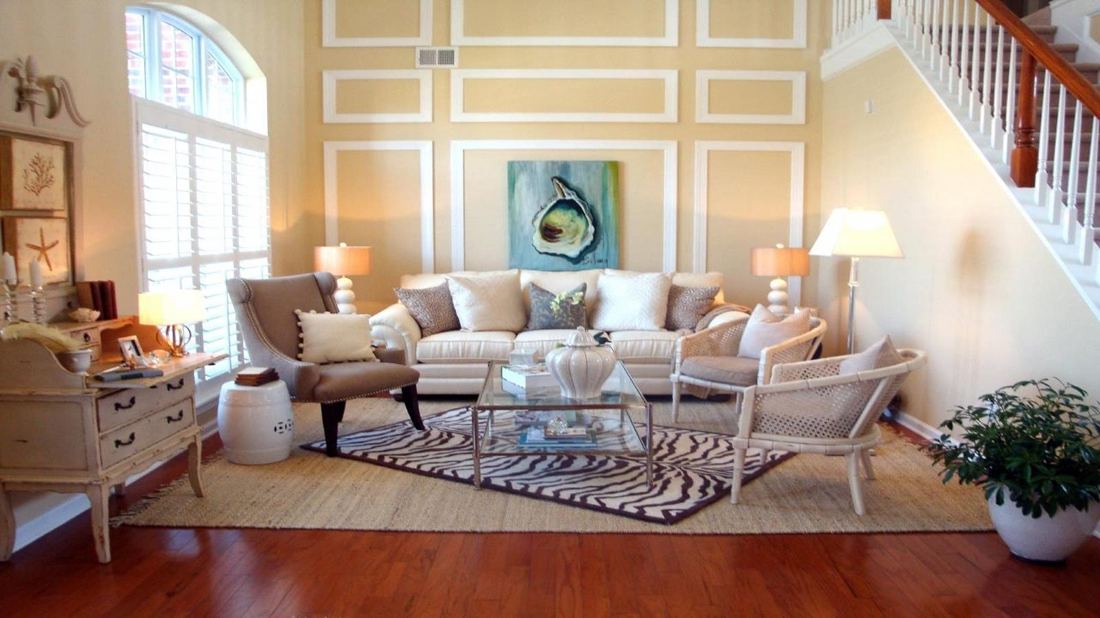 City Chic Living Room Decorating Ideas On a Budget 29