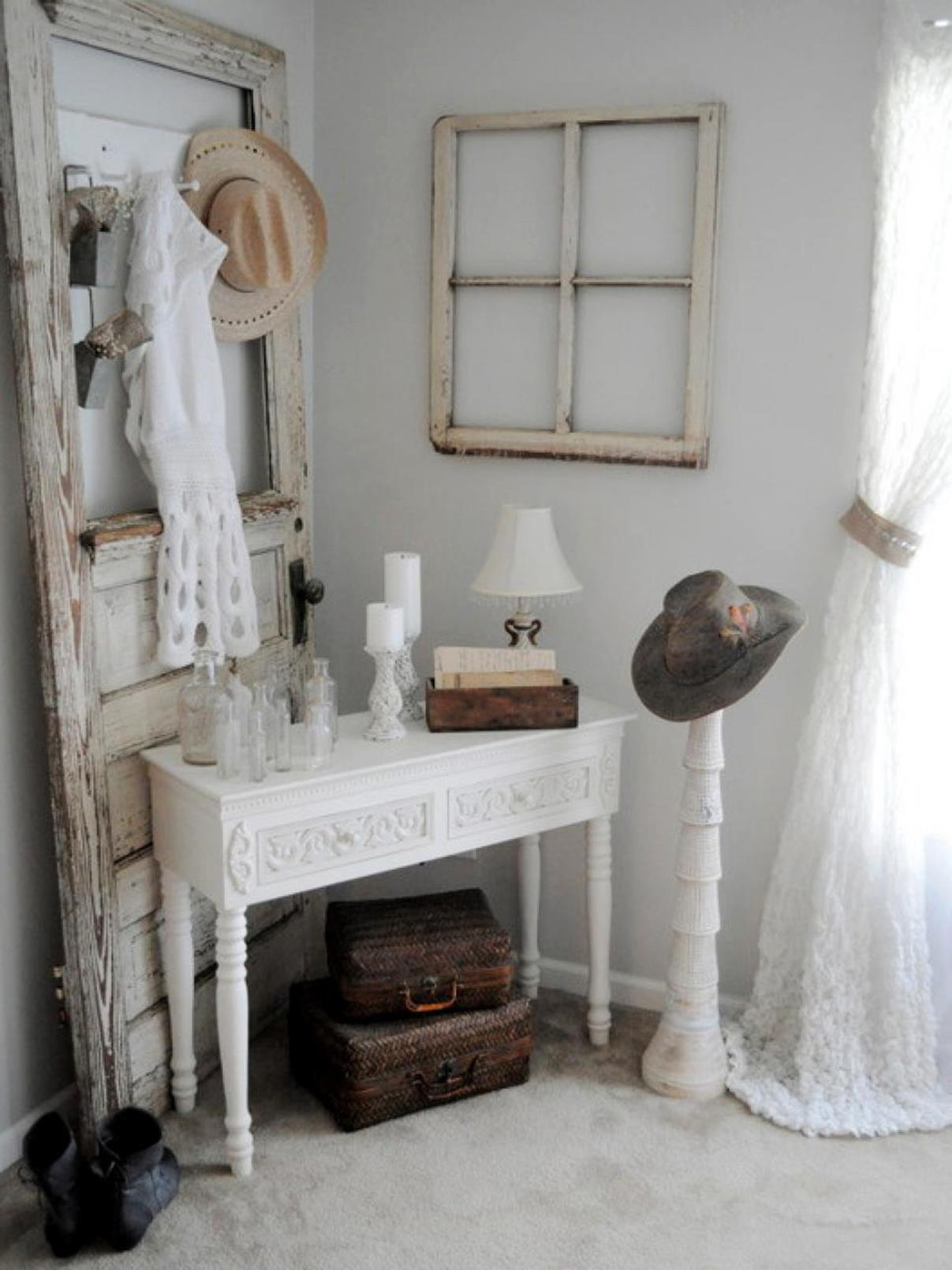 Inexpensive Shabby Chic Craft Table Ideas 50