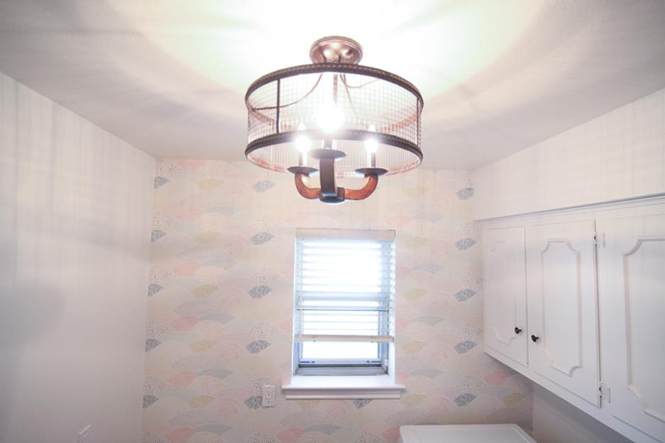 Light Fixtures Ideas For Laundry Room 15