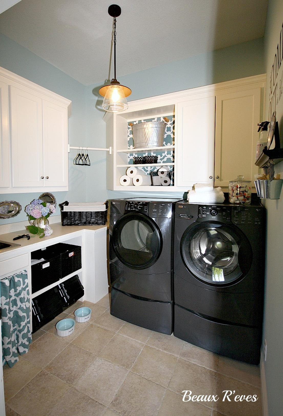Light Fixtures Ideas For Laundry Room 23