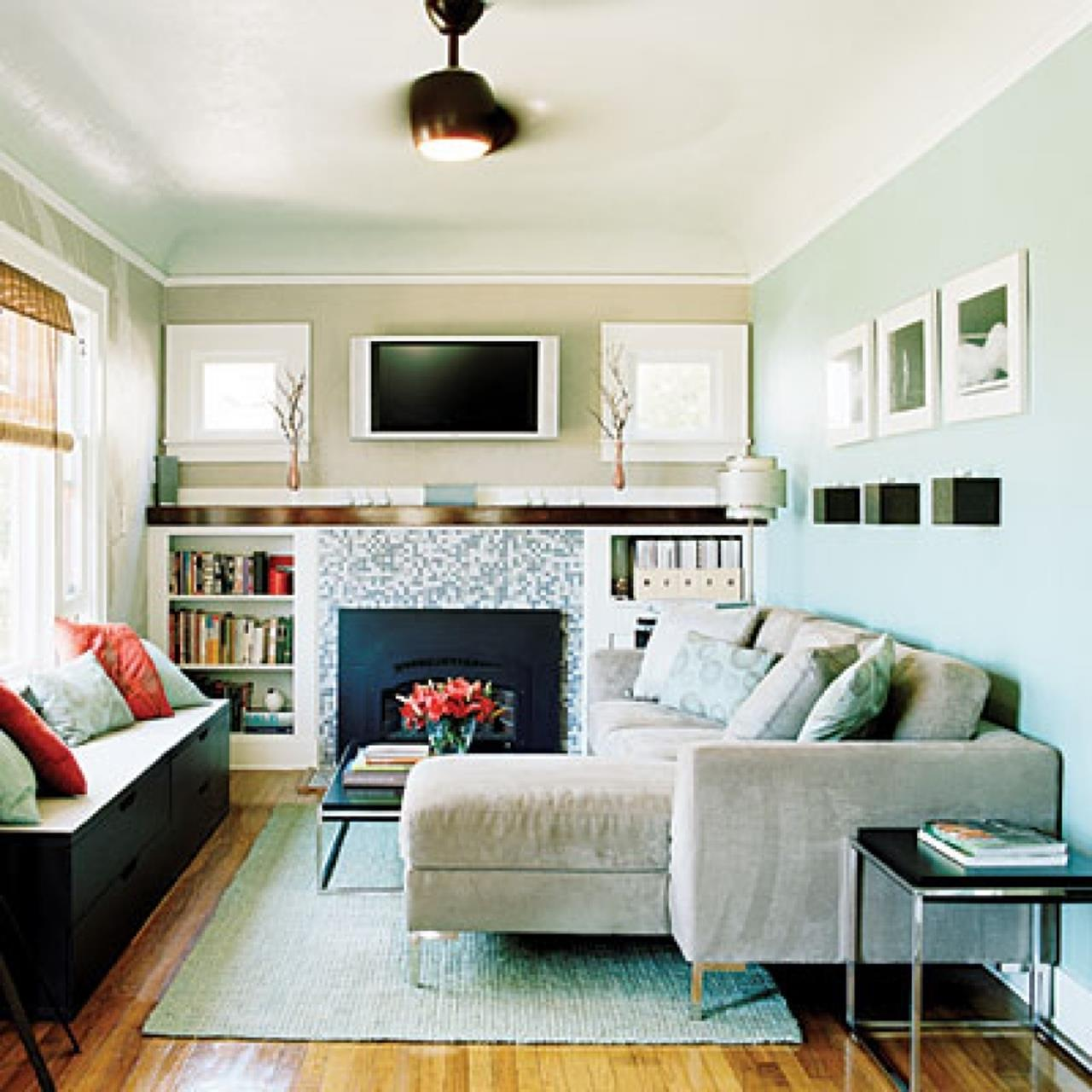 Living Room Ideas For Small Houses 25