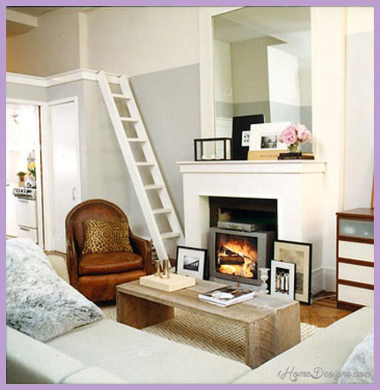 Living Room Ideas For Small Houses 36