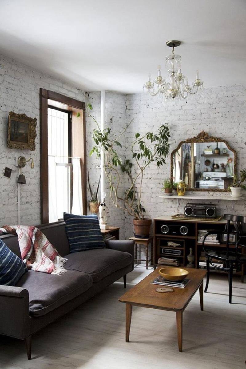 Gorgeous Hipster Living Room Decorating Ideas 18