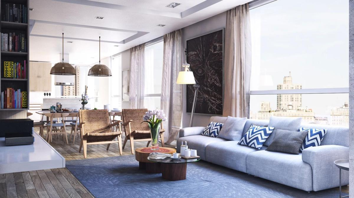 Gorgeous Hipster Living Room Decorating Ideas 44