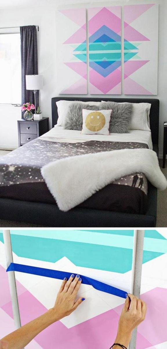 Perfect Bedroom Decorating Idea for Craft 27