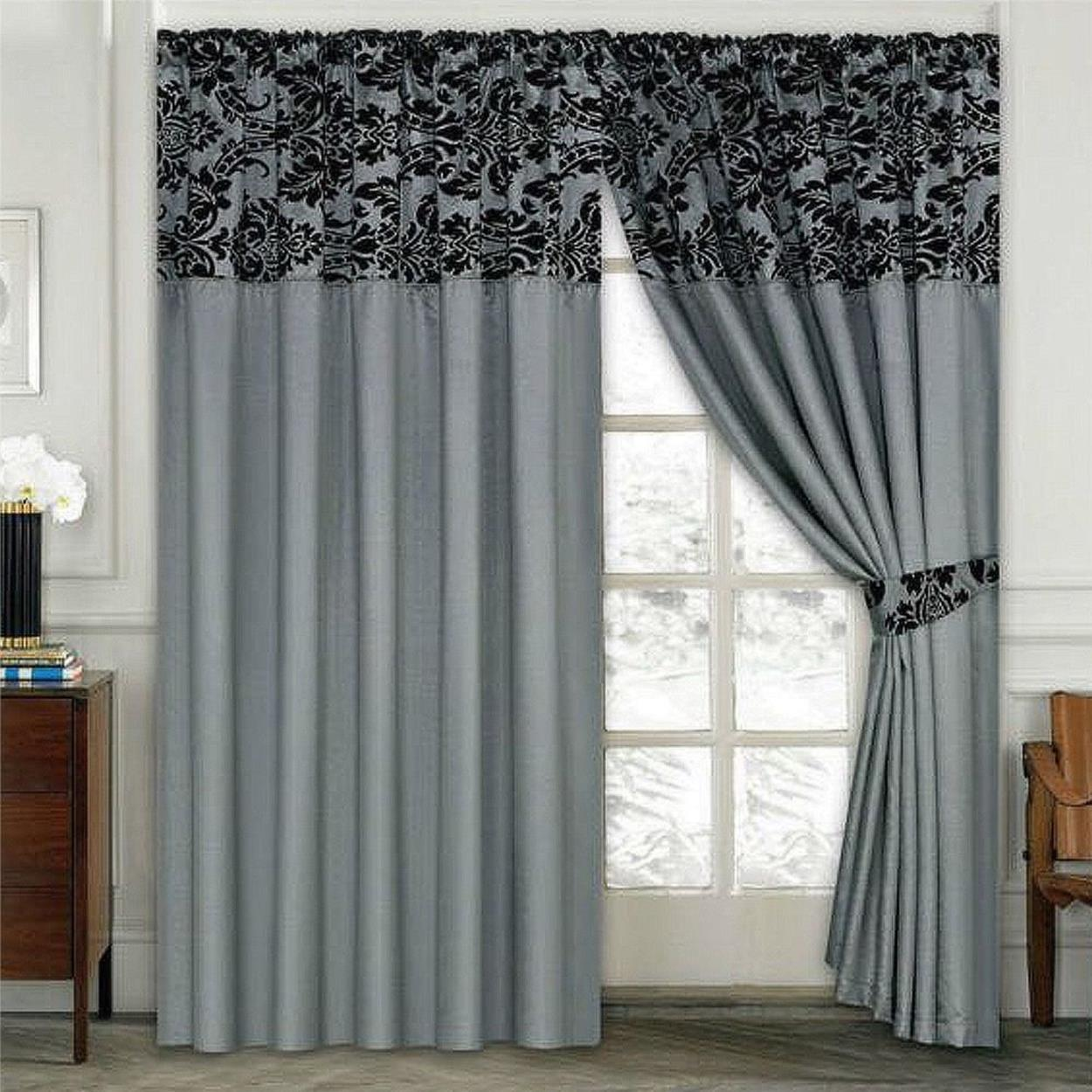 Perfect Cheap Curtains for a Small Apartment 10