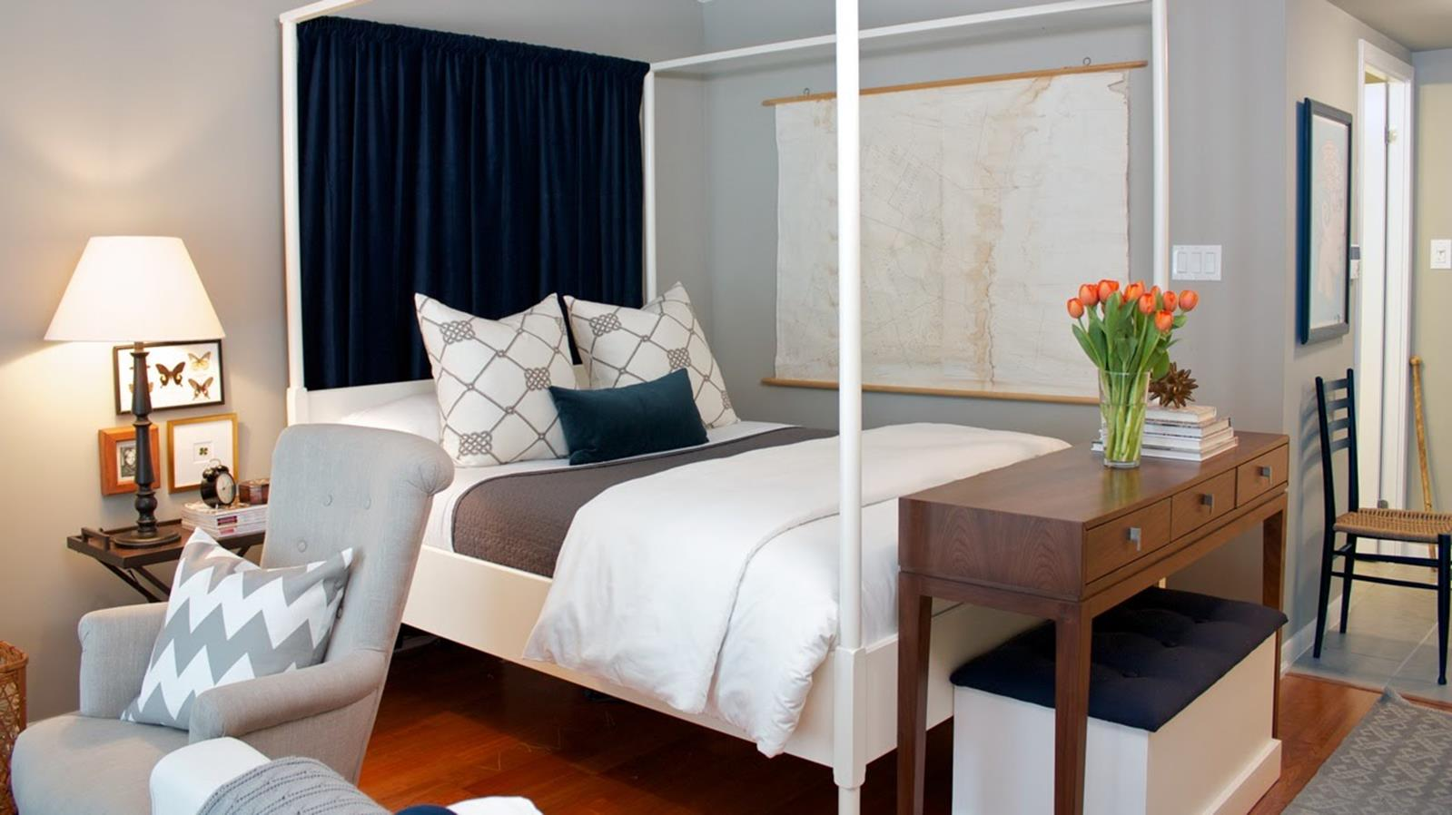 Perfect Cheap Curtains for a Small Apartment 8