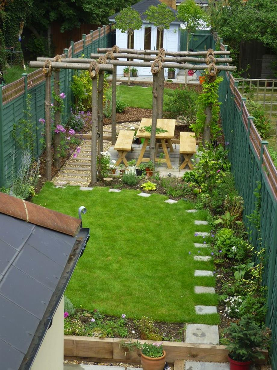 Perfect Small Outdoor Spaces Design Ideas 1