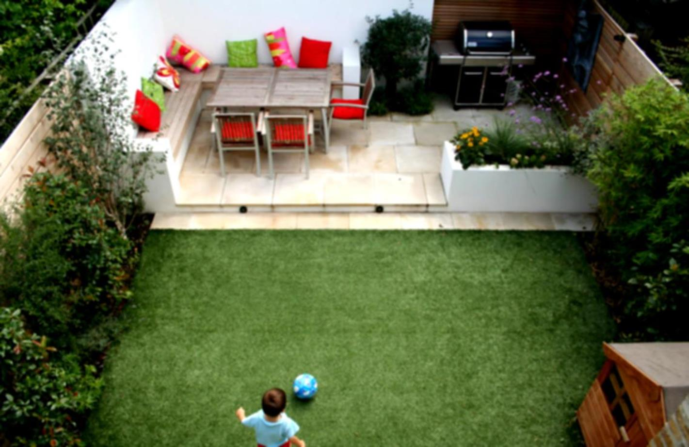 Perfect Small Outdoor Spaces Design Ideas 2