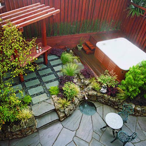 Perfect Small Outdoor Spaces Design Ideas 39